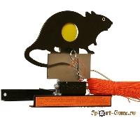 Мишень металлическая Крыса Gamo