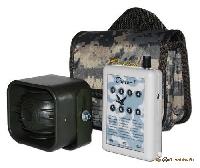 Электронный манок Дичь-1 с внешним динамиком дичь  (24 голоса)