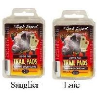 Приманки для кабана - пластинки (запах самки)