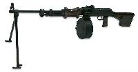 Макет (ММГ) Ручной пулемёт Дегтярёва