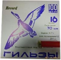 Гильза п/э 16к/70 н/г (100шт.) под жевелокв-21