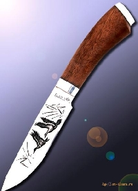 Нож Перо