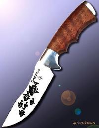 Нож Пиранья