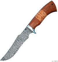 Нож Кабан (дамаск)