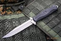 Нож \Фазан\ с мельхиоровой градой