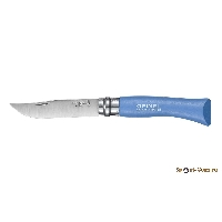 Нож Opinel COLORED TRADITION №07 Sky-Blue