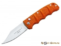 Нож Boker 01AKS76 AKS-74 Orange Clip Point Auto