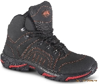 Ботинки Страйкер (черные) 584-3