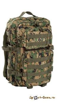 Рюкзак 30 л ASSAULT камуфляж CCE, sturm 14002024