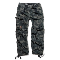 Брюки SURPLUS AIRBORNE VINTAGE BLACK CAMO  53598.42