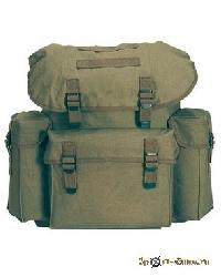 Рюкзак Bundeswehr 25 литров, OLIV, код sturm 14020001