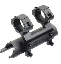 MNT-640 Кронштейн LEAPERS с кольцами 25,4 мм для установки на СКС