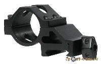 Кольцо Leapers для фонаря 27 мм на Picatinny/Weaver (RG-FL138)