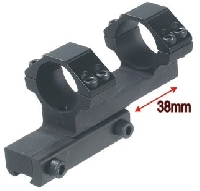 Кронштейн LEAPERS AccuShot 25,4 мм вынос 38мм на 11 мм RGPMOFS38-25H4