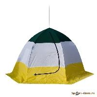 Палатка 3-местная (дышащая) СТЭК ELITE