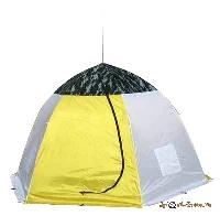 Палатка 4-местная СТЭК Классика (дышащая)