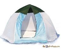Палатка 3-местная СТЭК Классика дышащая