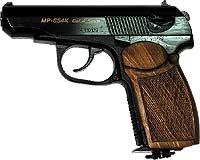 Пистолет пневматический Макарова МР-654 (дерево)