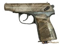 Пистолет пневматический Макарова МР-654КМФ
