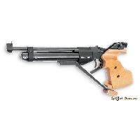 Накачной спортивный пневматический пистолет ИЖ-46