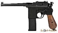 Пистолет пневматический Umarex Legends C 96 (Маузер  712)