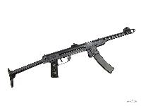 Макет ППС-43 (Пистолет-пулемёт Судаева)
