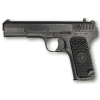 Макет (ММГ) пистолета ТТ