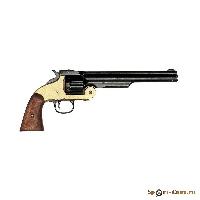 Револьвер системы Смит&Вессон 6-зарядный 1869 год
