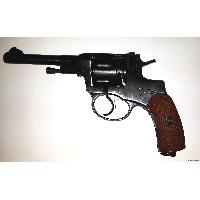 Макет (ММГ) револьвер Наган