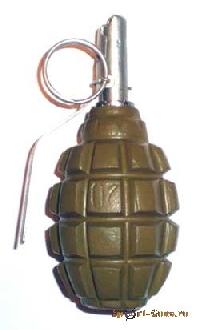 Макет гранаты Ф-1 (учебно-тренировочный)