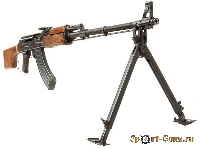 Оружие списанное, учебное Пулемет ручной Калашникова РПК-74