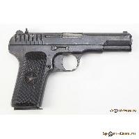 Оружие списанное ,охолощенное модели ТТ-СХ (1940-1953)