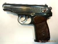 Охолощенный пистолет Макарова ПМ-СХ 1954 г.в.