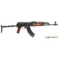 Оружие списанное охолощенное модели АКМС-СХ