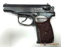 Оружие списанное, охолощенное МАКАРОВ-СО мод.71
