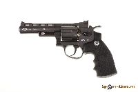 Револьвер пневматический Gletcher SW R4