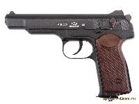 Пистолет страйкбольный Gletcher APS-A