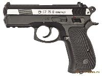 Пневматический пистолет CZ 75 Duty DT blowback