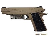 Пистолет пневматический Swiss Arms SA1911 Military Rail Pistol