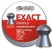 Пули Exact Diabolo 0,547g. (500шт.)