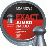 Пули Exact Diabolo Jumbo 1,030g. (5,50) 500шт.