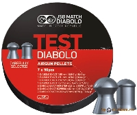 Пули Exact Match Diabolo Test (7 видов) 350шт.