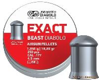 Пули Diabolo Exact Beast 1.050g. (250 шт.)