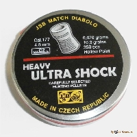Пули Exact Ultra Shock Heavy 1,645гр. (200шт.) 5.52mm