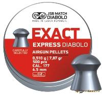 Пули Exact Expreess Diabolo 0,510 g.