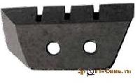 Ножи для ледобура универс.зубчатые 130мм