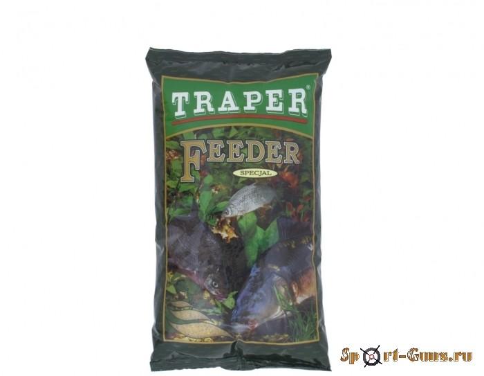 клей для прикормки traper