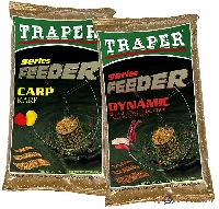 TRAPER Feeder Series Turbo (Фидер Карп,Линь,Карась) 1кг