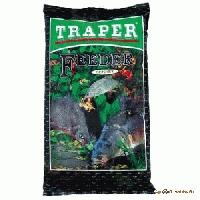 TRAPER Secret Roach black (Плотва черная) 1кг 00030