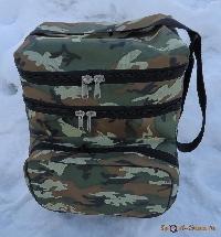 Рыболовный ящик в сумке (22 литров)